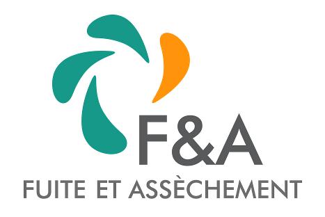 Logo Fuite et Assèchement